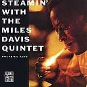 Miles Davis - Steamin´with the Miles Davis Quintet - CD