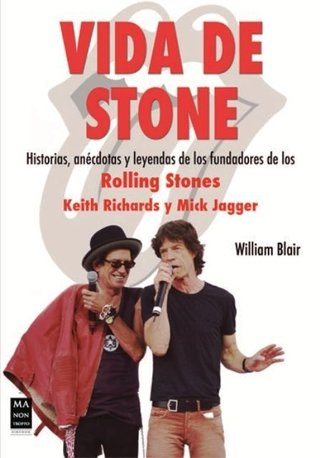 Vida de Stone - William Blair - Libro