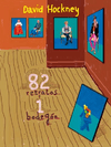 82 retratos y - Libro un bodegón - David Hockney