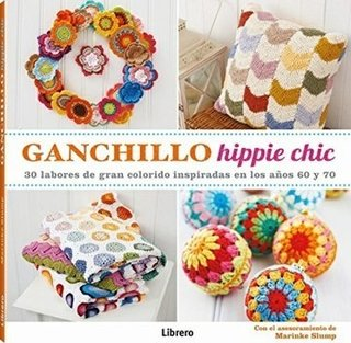 Ganchillo hippie chic - Slump Marinke - Libro