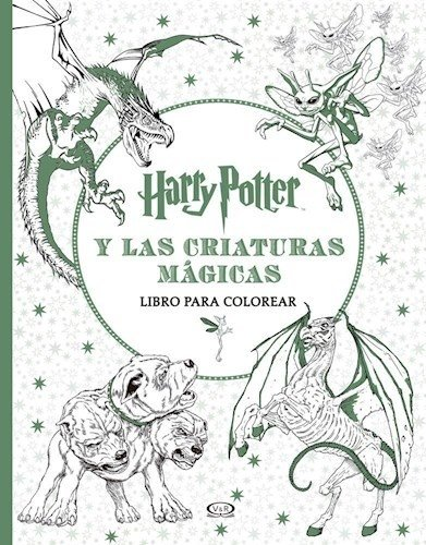 Harry Pottery las criaturas mágicas - Bliss Rob - Libro