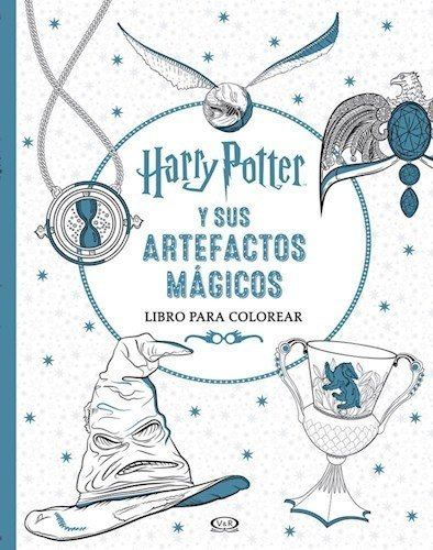 Harry Potter y sus artefactos mágicos - Bliss Rob - Libro