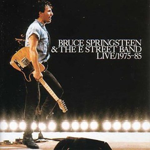 Bruce Springsteen & The E-Street Band ?- Live/1975-85  ( 3 CD )