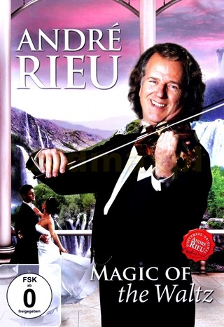 André Rieu - Magic of the Waltz - DVD