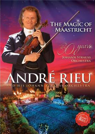 André Rieu - The Magic of Maastricht - 30 años - DVD