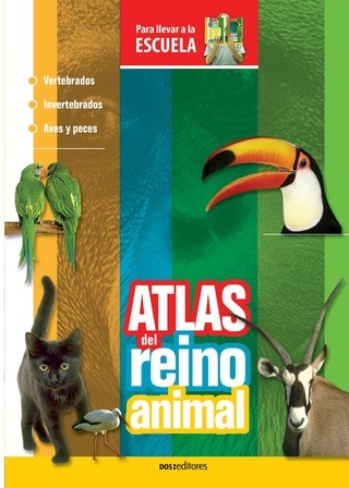 Atlas del reino animal - Norma Castillo