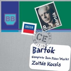 Bela Bartók -Complete Solo Piano Music - Zoltan Kocsis - Box Set 8 CDs
