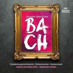 Johann  Sebastian Bach- Musica Antiqua Köln - Box Set 13 CDs