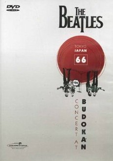 The Beatles - Concert at Budokan - Tokio Japan 66 - DVD