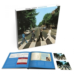 The Beatles - Abbey Road (50th anniversary) Super deluxe - Box set