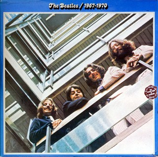 The Beatles - 1967 - 1970 ( 2 Vinilos )