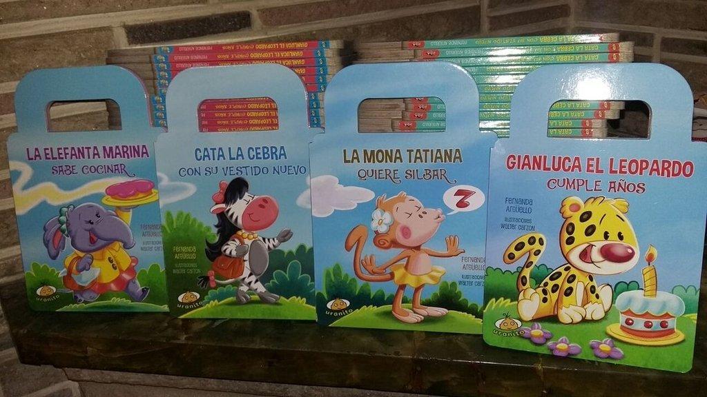 La elefanta marina sabe cocinar - Fernanda Argüello - Libro