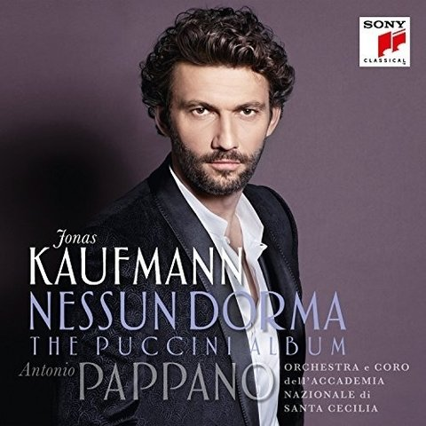 Jonas Kaufmann - Nessun Dorma - The Puccini Album - CD