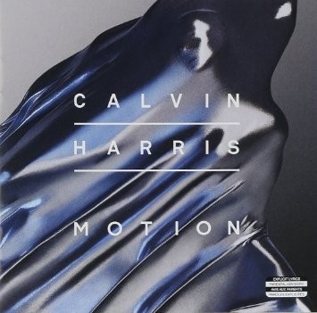 Calvin Harris - Motion (Edición Importada) - CD