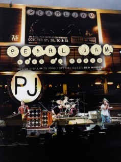 Pearl Jam - Live in Texas - Austin City Limits 2009 - DVD