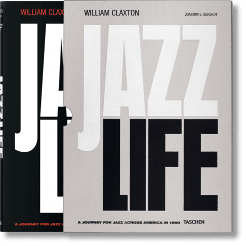 Jazz life - William Claxton - Libro