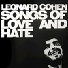 Leonard Cohen - Songs of love and hate vinilo
