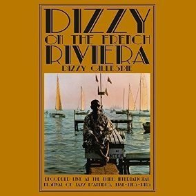 Dizzy Gillespie - Dizzy on the french riviera - Vinilo Limited to 500 copies
