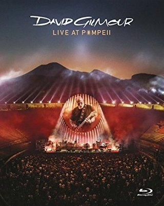 David Gilmour - Live at Pompeii - DVD