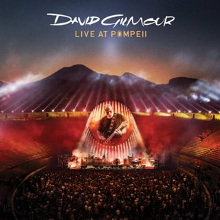 David Gilmour - Live at Pompeii - 2 CDs