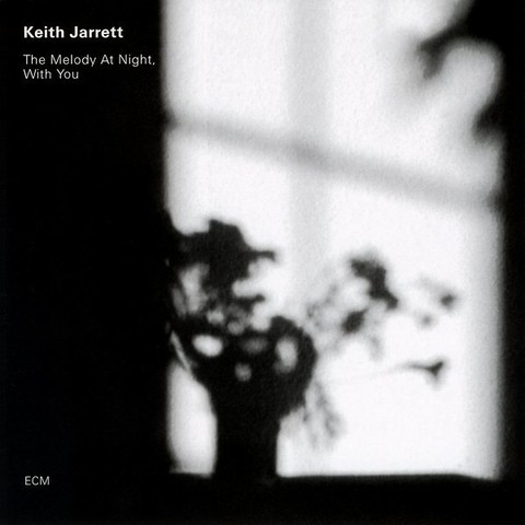 Keith Jarrett - The Melody At Night, with you - CD