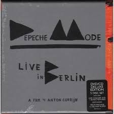 Depeche Mode - Live in Berlin - A Film by Anton Corbijn (2 DVDs + 2 CDs + 1 Audio Bluray  + Booklet)