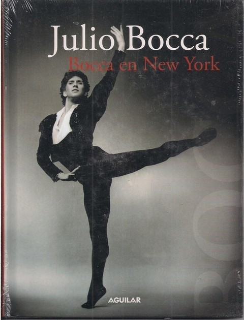 Julio Bocca - Bocca en New York - Libro + DVD