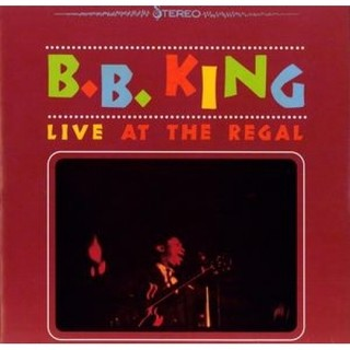 B. B. King - Live At The Regal - Vinilo