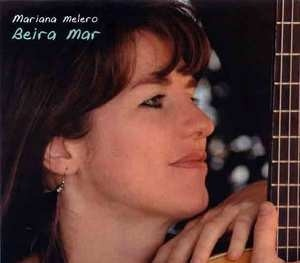 Mariana Melero: Beira mar - CD