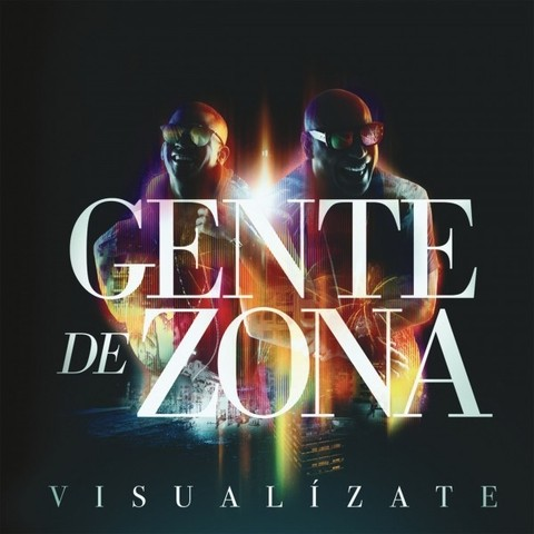 Gente de zona - Visualízate - CD