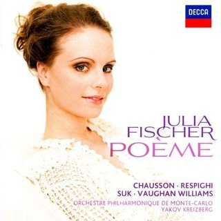 Julia Fischer - Poeme - CD
