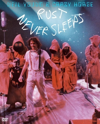 Neil Young & Crazy Horse - Rust Never Sleeps - DVD