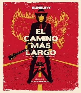 Enrique Bunbury - El camino más largo (Documental) - DVD
