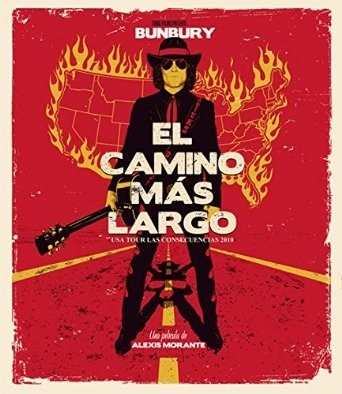 Enrique Bunbury - El camino más largo (Documental) - Blu-ray