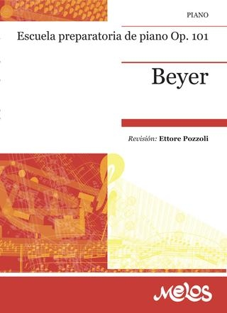 Beyer - Escuela preparatoria de piano OP. 101