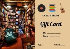 Gift Card: El regalo PERFECTO