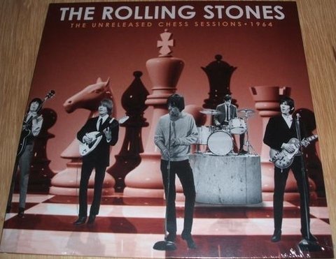 The Rolling Stones - The unreleased chess sessions 1964 - Vinilo 10
