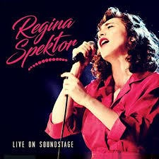 Regina Spektor - Live on soundstage - CD/DVD