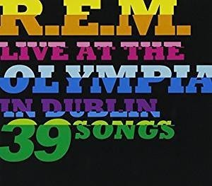 R.E.M. - Live at the Olympia in Dublin - Deluxe Edition( 2 CDs + DVD )