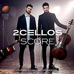 2 Cellos - Score - CD