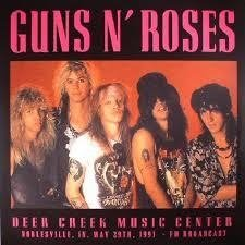 Guns n´roses - Deer creek music center - Vinilo