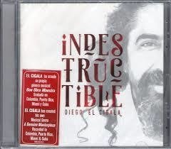 Diego El Cigala - Indestructible - CD