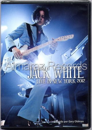 Jack White - Live in New York 2012 - DVD