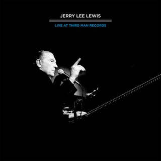 Jerry lee lewis - Live at third man records - CD