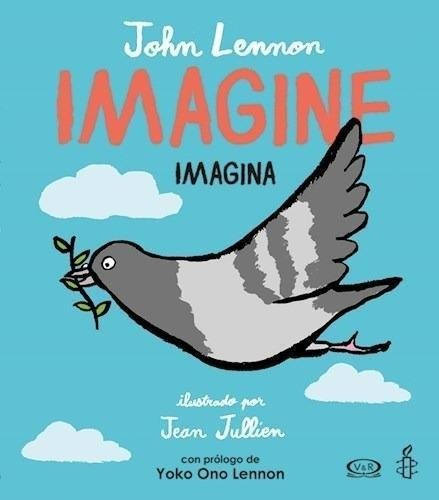Imagine - Imagina - John Lennon - Libro