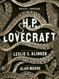 H. P. Lovecraft - Edición anotada - Libro