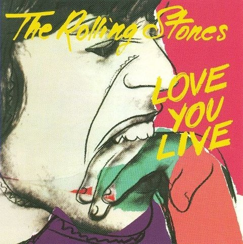 The Rolling Stones - Love You Live - ( 2 CDs )