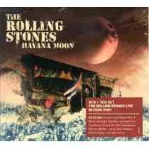 The Rolling Stones - Havana Moon ( DVD + 2 CDs )