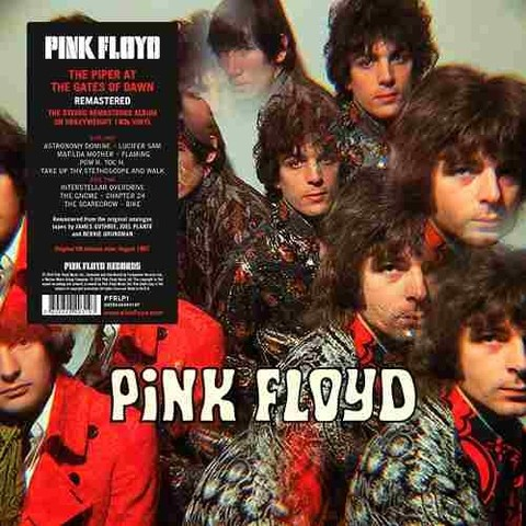 Pink Floyd - The Piper at The Gates of Dawn - Vinilo ( Remastered)
