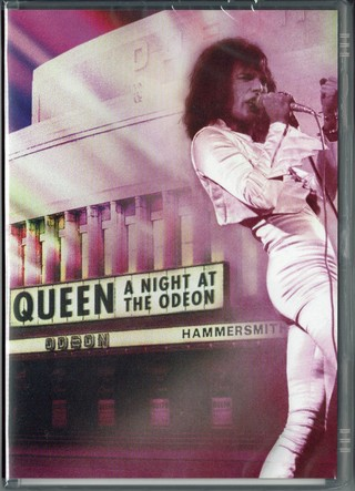 Queen - A Night at The Odeon ( CD + DVD )